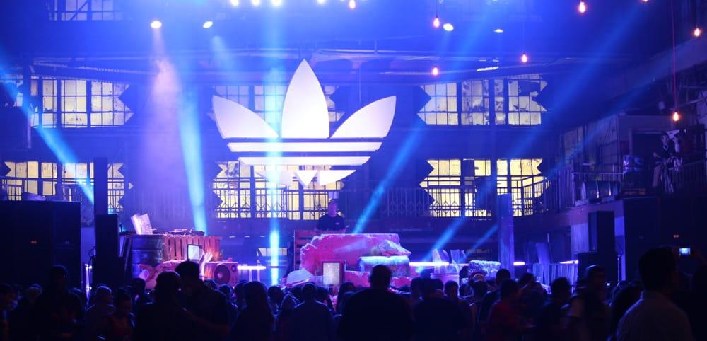Adidas Originals Unite all Originals LA Event