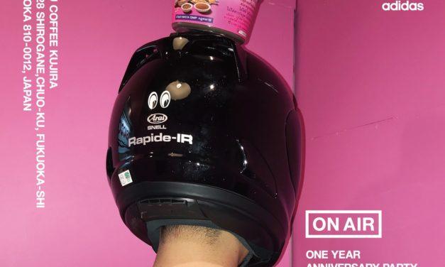【福岡】ON AIR 1 Year Anniversary Party / Supported by adidas Originals