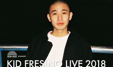 【 福岡 】KID FRESINO LIVE 2018 at DRUM Be-1