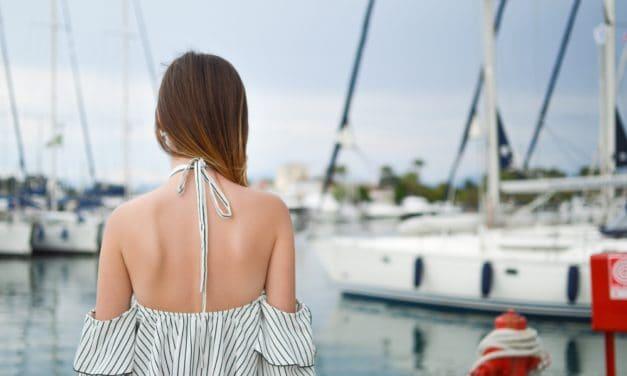 ファッション好きは、後ろ姿美人!