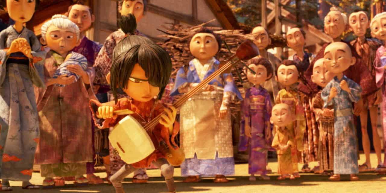 映画『KUBO / クボ 二本の弦の秘密』