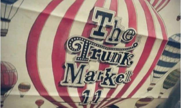 【広島】The Trunk Market (トランクマーケット)へ行ってきました。