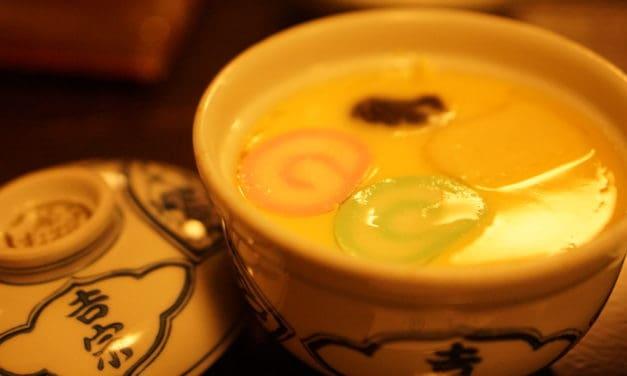 【長崎グルメ】吉宗(よっそう)のたかが茶碗蒸し。されど茶碗蒸し。