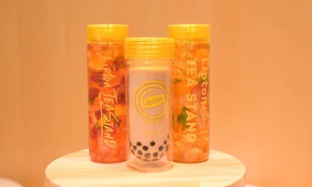 【12/6オープン】もっと紅茶が好きになる!「Lipton Tea Stand」