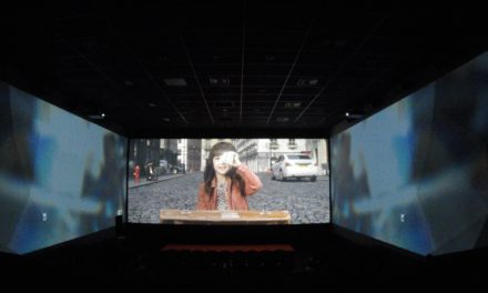 ユナイテッド・シネマ 福岡ももちに九州初の3面マルチ映画上映システム「SCREEN X」登場!!