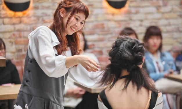 【動画アリ・あなたの知らない美容の世界】美容師さんの外部活動って??皆さん、知ってますか?
