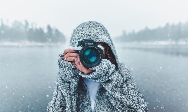 【鳥取_SONY】鳥取の伯耆富士と雪景色 _ONE DAY ONE SHOOTING !