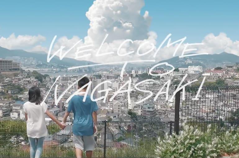 【長崎フィルム】長崎在住の映像作家・野上鉄晃氏制作「Welcome to nagasaki – episode1」