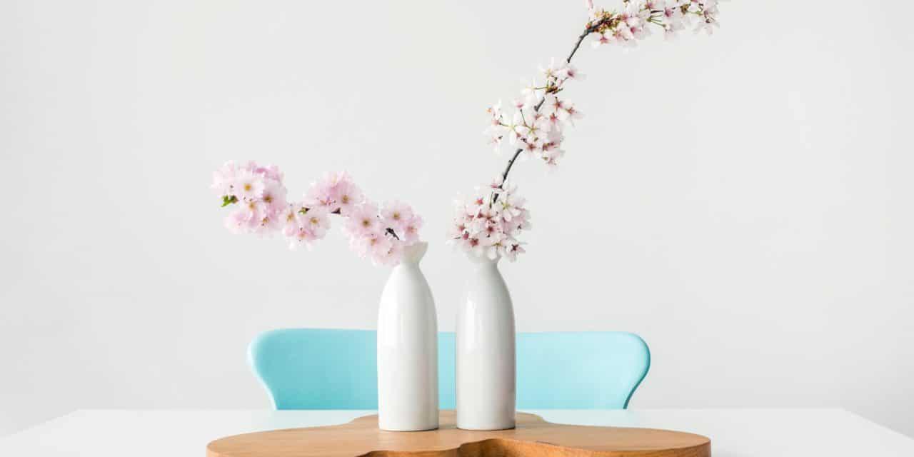 【シャイニージェル】春のシンプルフレンチネイル、水色いかがでしょう。