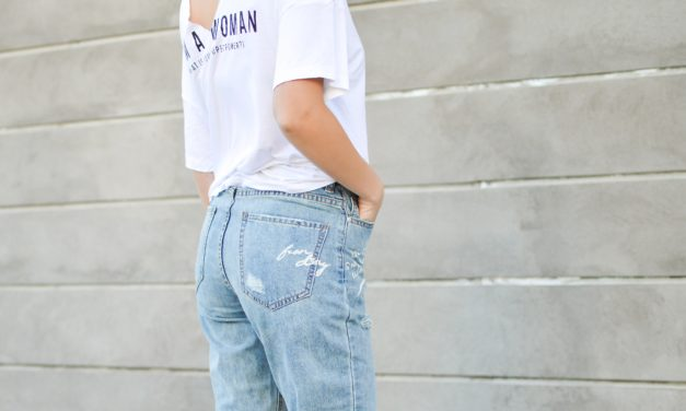 【ファッションコラム】デニム選びのHow to ….