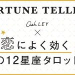 【更新!aoiの12星座タロット占い】あなたの [ 5/19 ~ 6/2 ] の運勢は?!