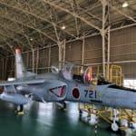 【福岡・体験イベント】航空自衛隊 春日基地 T-4 見学へ行ってきました。