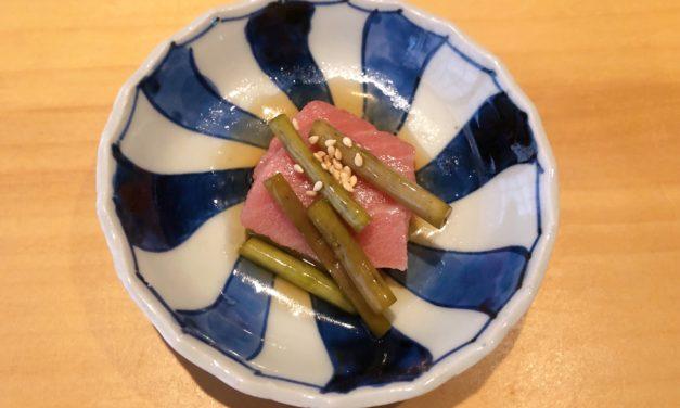 【福岡・和食】ミシュランビブグルマンのお店「赤坂あきちゃん」へ。