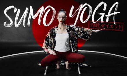 【横浜イベント】ロサンゼルス・ニューヨークで大絶賛の「SUMO YOGA」日本初公開。