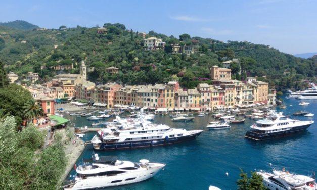 【イタリア・リグリア海】大人の隠れ家 ポルトフィーノ