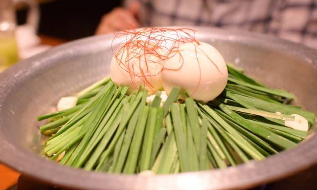 【福岡・もつ鍋】焼き鳥ともつ鍋 かりんこ