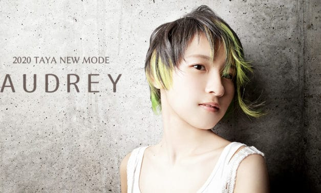 TAYA NEW MODE 2020『AUDREY』  リリースアウト。