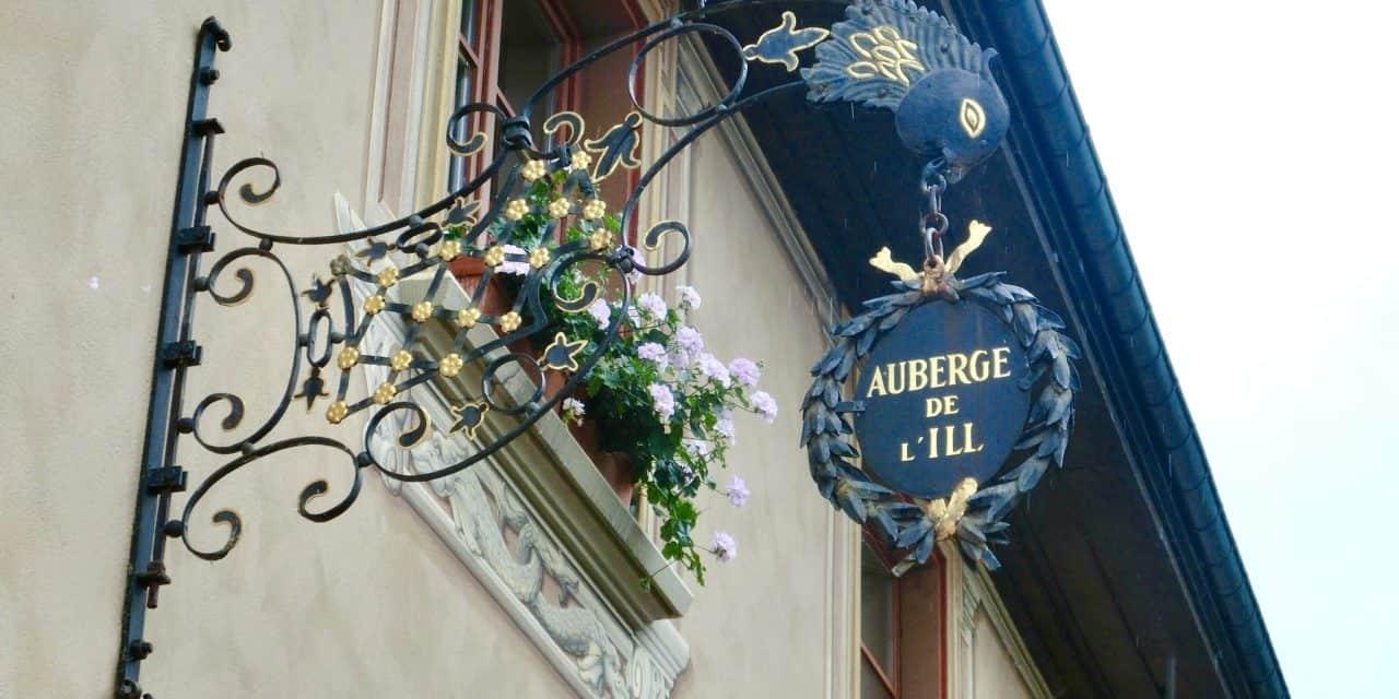 【フランス・アルザス地方#2】わざわざ行きたい! オーベルジュ「L'Auberge de l'ill」