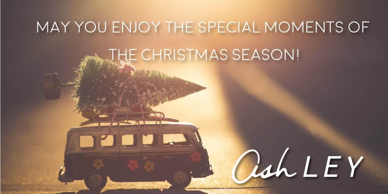 【令和最初のクリスマス】WE WISH YOU A MERRY CHRISTMAS!