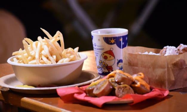 【福岡・イベント】12/8(日)まで期間限定!天神クリスマスマーケットはキャッシュレスがお得!