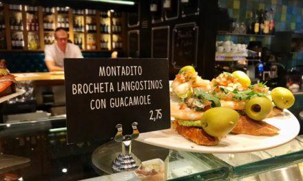 【スペイン】美食の街 バルセロナでグルメホッピング  Vol.2