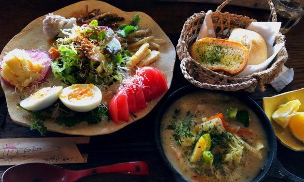 【福岡・糸島ランチ】小高い丘にある「ココ 工房&カフェ」さん