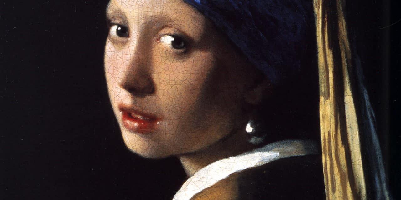 秋の新作コスメでフェルメール『真珠の耳飾りの少女』なろう?