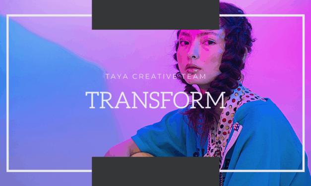 【美容室TAYA】Transform/トランスフォーム