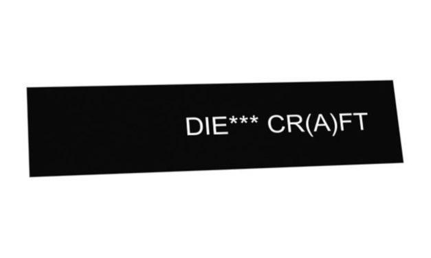 【2020年12月31日発売スタート】福岡発・ガレージブランド「DIE*** CR(A)FT」よりキャンプギア登場。