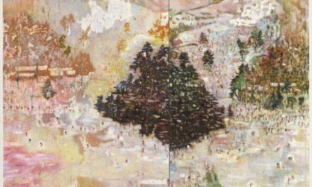 DIOR 2021-22AW 参加予定のピーター・ドイグが描く古めかしく新鮮な景色